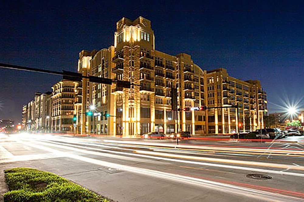 Upper Kirby / Greenway Plaza